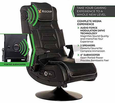 Rocker Gaming Chairs